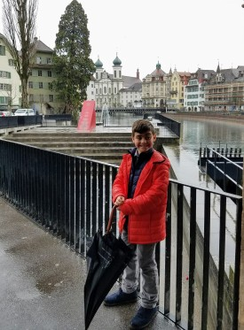 Jake in Luzern
