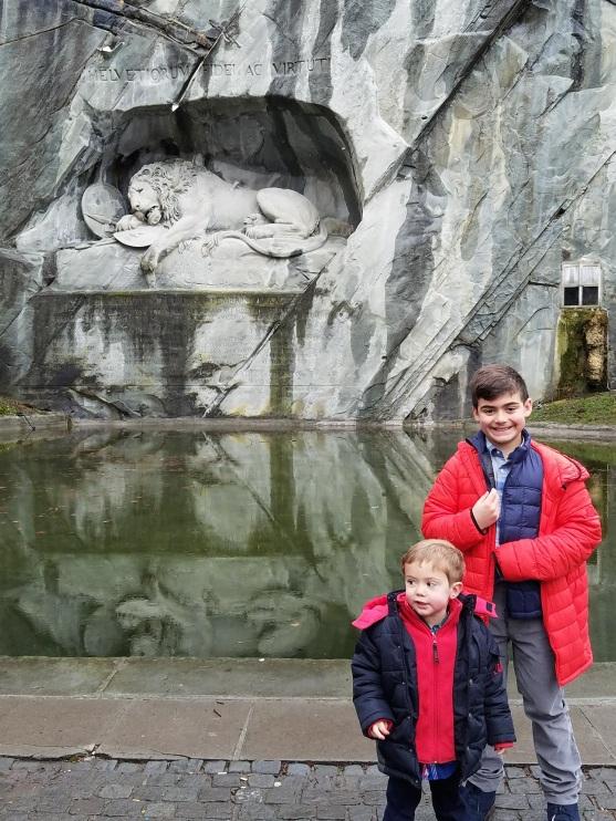Luzern Lion